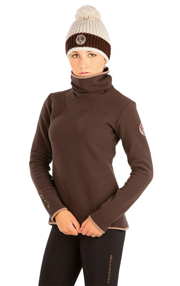 Rolák dámský s dlouhým rukávem. J1096 | Jezdecká trika LITEX