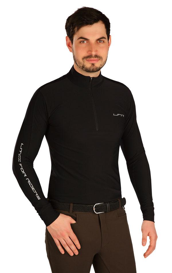 Triko pánské s dlouhým rukávem. J1103 | Mikiny, vesty, roláky LITEX