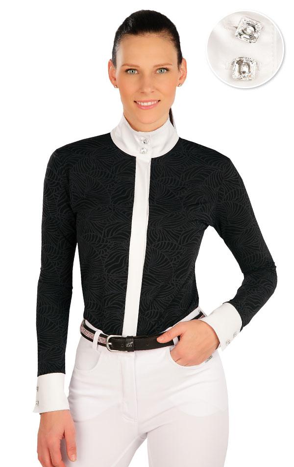 Košile dámská. J1144   Jezdecká trika LITEX