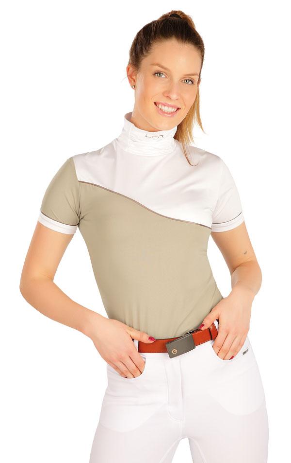 Triko dámské s krátkým rukávem. J1215 | Jezdecká trika LITEX