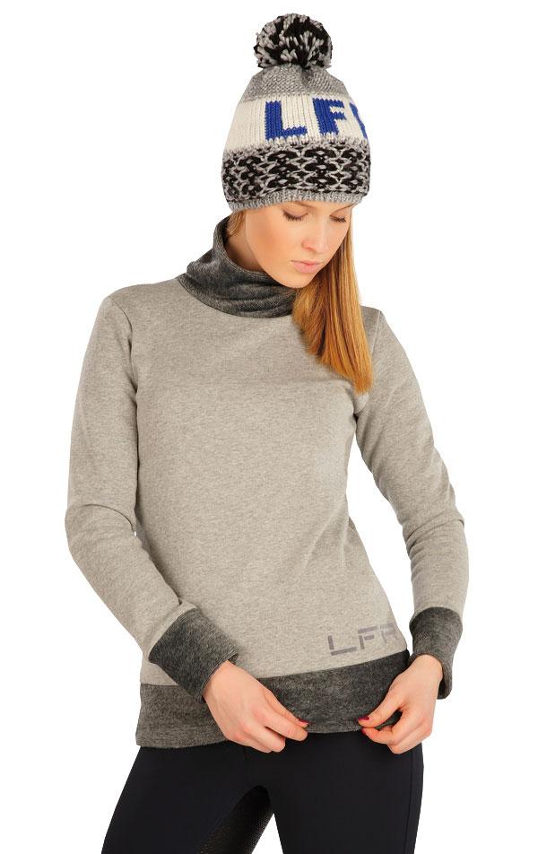 Rolák dámský s dlouhým rukávem. J1248 | Mikiny a vesty LITEX